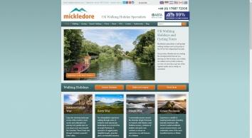 Mickledore Walking Holidays