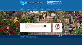 Middlecombe Nursery Ltd