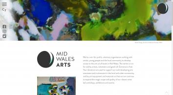 Mid Wales Art Centre
