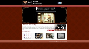 Home - Miena Jewellery collections - Great Junction Street, Edinburgh, United Kingdom