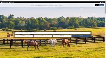 Lori Ross | 866-783-2512| Michigan Horse Property