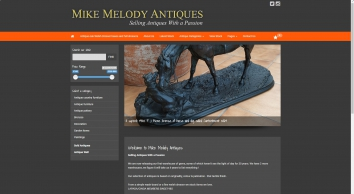 Mike Melody Antiques