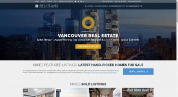 Mike Stewart Vancouver Realtor