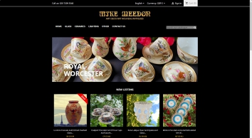 Mike Weedon Antiques
