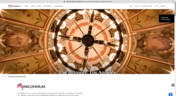 Millennium Hotels and Resorts   Iconic hotels in amazing destinations