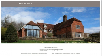 Miller Architects | RIBA Chartered Architectural Services