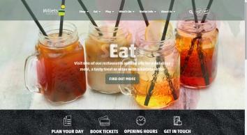 Millets Farm Centre, Frilford in Oxfordshire