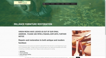 Millrace Furniture Restorations Co-Operative Ltd