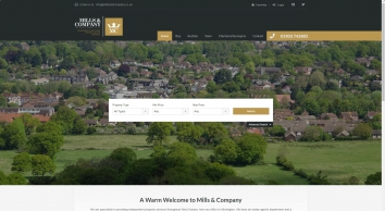 Mills & Company – Independent property services