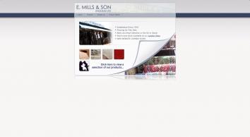 E Mills & Son Linoleum Ltd