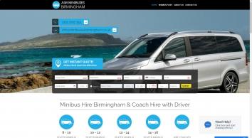 AIM Minibuses Birmingham