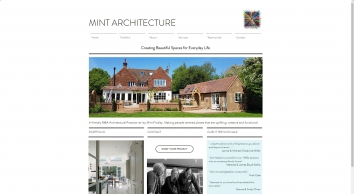Architect Harpenden Mint Architecture