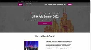 MIPIM Asia - The Property Leaders Summit in Asia Pacific - mipim asia