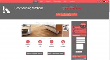 Floor Sanding Mitcham, CR4 - Affordable Wood Floor Resurface, Professional Restoration.