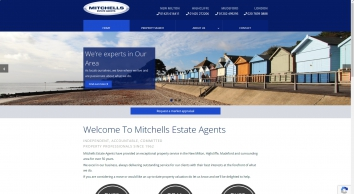 Mitchells Estate Agents, Highcliffe
