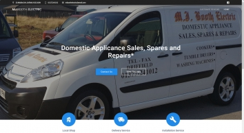 M J Booth Electric - Domestic Appliances in East Yorkshire