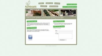M J Holgate Landscape Design & Construction