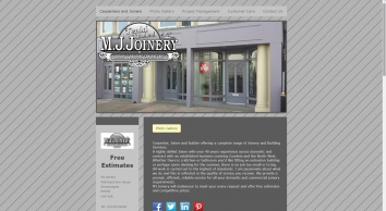 MJ Joinery Ltd