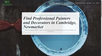 M & J Painters & Decorators Ltd