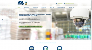 M J Security Systems Ltd