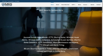 MKS Home and Business Security | CCTV | Alarms | Service Repairs Kerry
