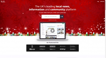 In Your Area | Local News and Information