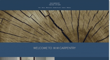 mmcarpentry.co.uk
