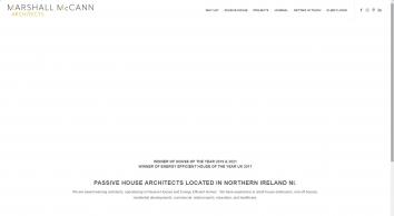 Marshall McCann Architects NI Passive House