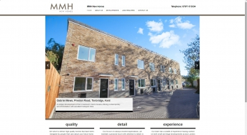 Property Developers in Kent - MMH New Homes