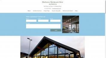 Matheson Mackenzie Ross Architects Ltd