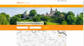 Greenwich Millennium Village | Shared Ownership in Greenwich | Moat Homes