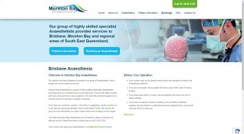 Brisbane Anaesthesia | Moreton Bay Anaesthesia Specialist Anaesthetists