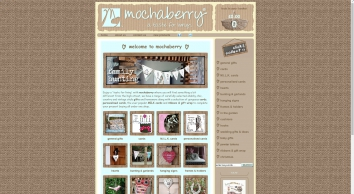 Card & Gift Boutique | Wedding & Baby | Country Chic at mochaberry