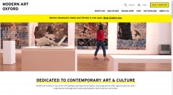 Museum Of Modern Art Ltd