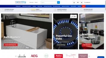 Modern Living - Quality Kitchens, Appliances and Bathrooms online