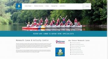Monmouth Canoe & Activity Centre Ltd
