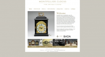 Montpellier Clocks