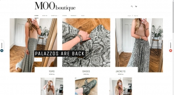 Independent boutique offering gorgeous eclectic pieces for women - Moo Boutique