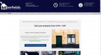 Moorfields Hanham Estate Agents Bristol - Instant Property Valuation