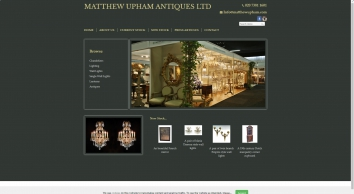 Matthew Upham Antiques