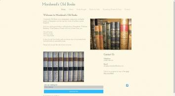 Morshead\'s Old Books Ltd