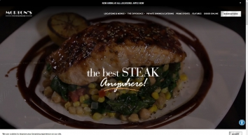 Morton\'s The Steakhouse - The Best Steak Anywhere!
