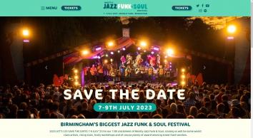 Mostly Jazz, Funk & Soul Festival   Birmingham, UK