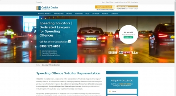 Specialist Motoring Solicitors