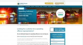 Specialist Motoring Solicitors