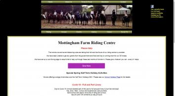 Mottingham Farm Riding Centre
