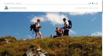 Kevin Walker Mountain Activities
