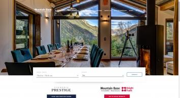 Mountain Base | Chamonix Accommodation, Chamonix Property Sales & Chamonix Luxury Chalets