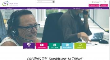 New homes   Mount Green Housing Association