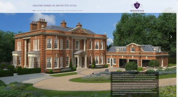 Mountwood Homes
